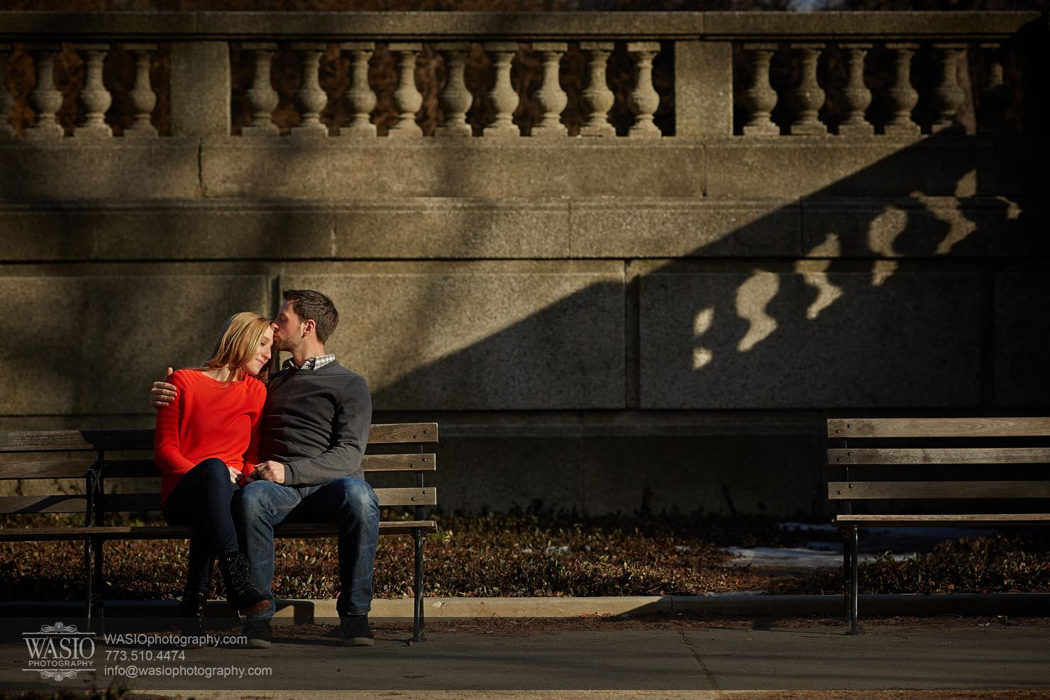 001_Chicago-Winter-Engagement_Courtney-Danny Chicago Winter Engagement - Courtney + Danny