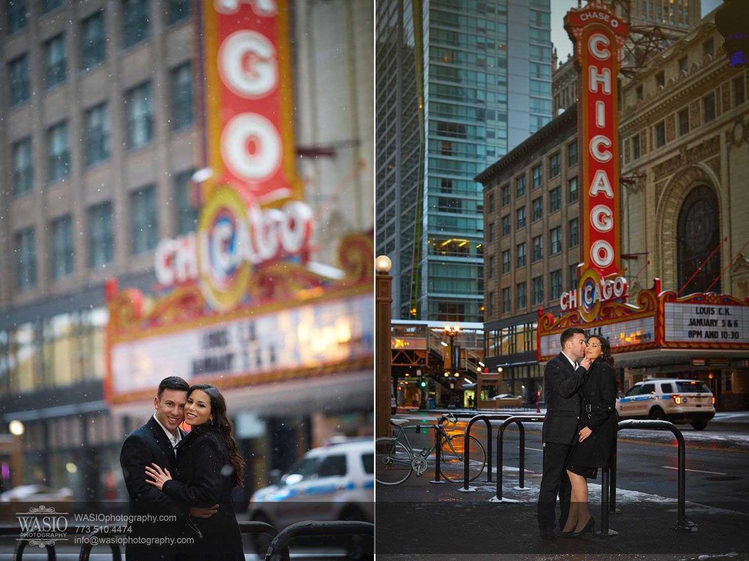 002-Chicago-Winter-Engagement Chicago Winter Engagement - Chrissy + Andrew