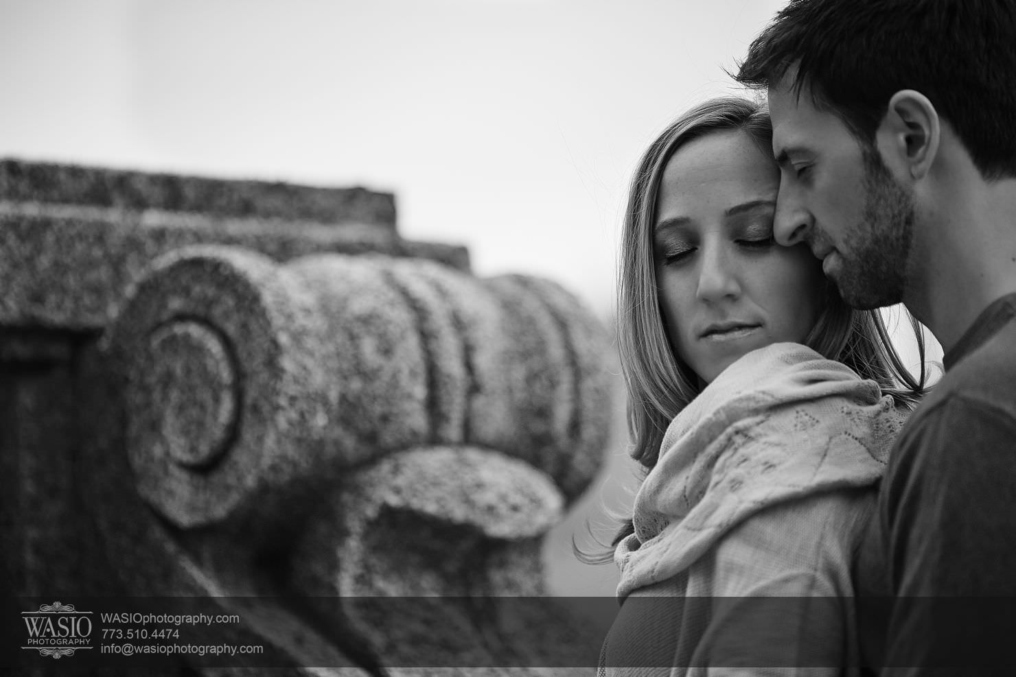007_Chicago-Winter-Engagement_Courtney-Danny Chicago Winter Engagement - Courtney + Danny
