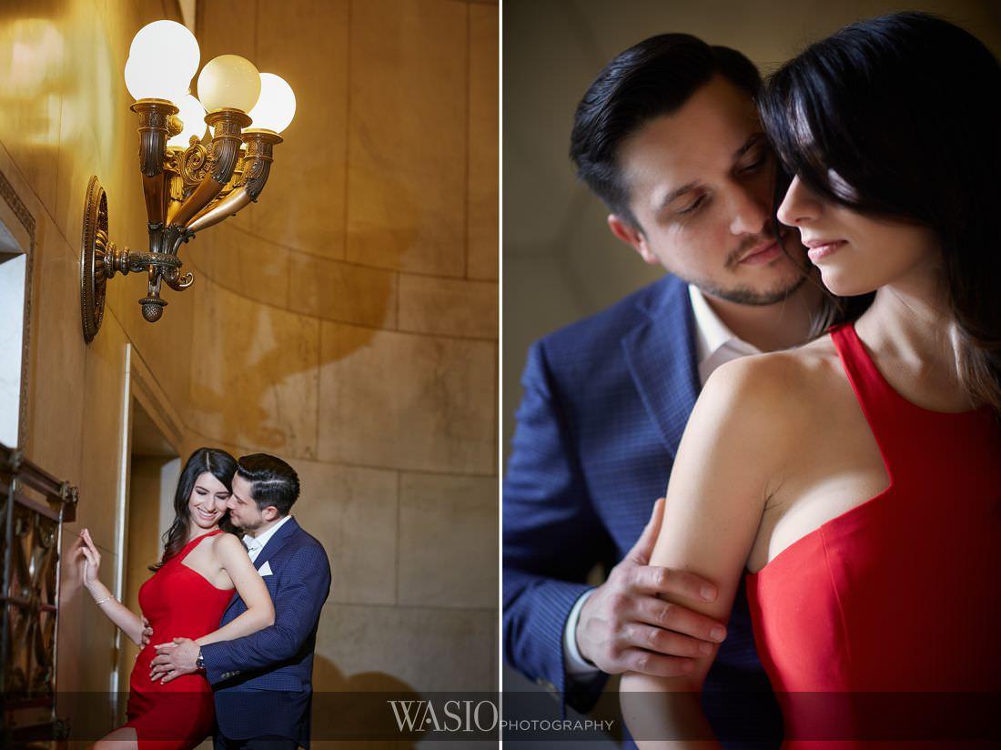 009_Chicago-Spring-Engagement-romantic__P4C7028-1 Chicago Spring Engagement Photos - Joanna and Matt