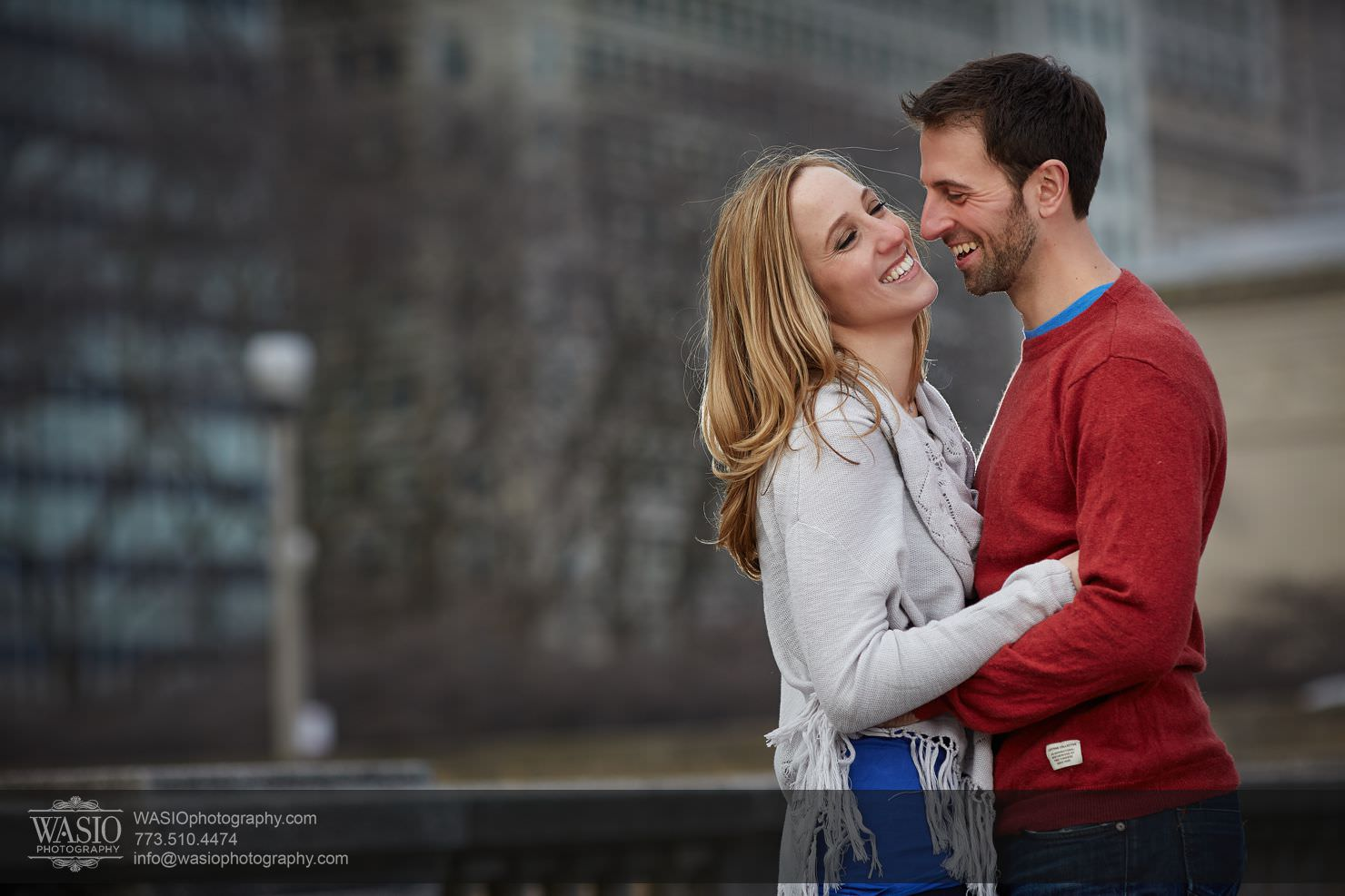 011_Chicago-Winter-Engagement_Courtney-Danny Chicago Winter Engagement - Courtney + Danny