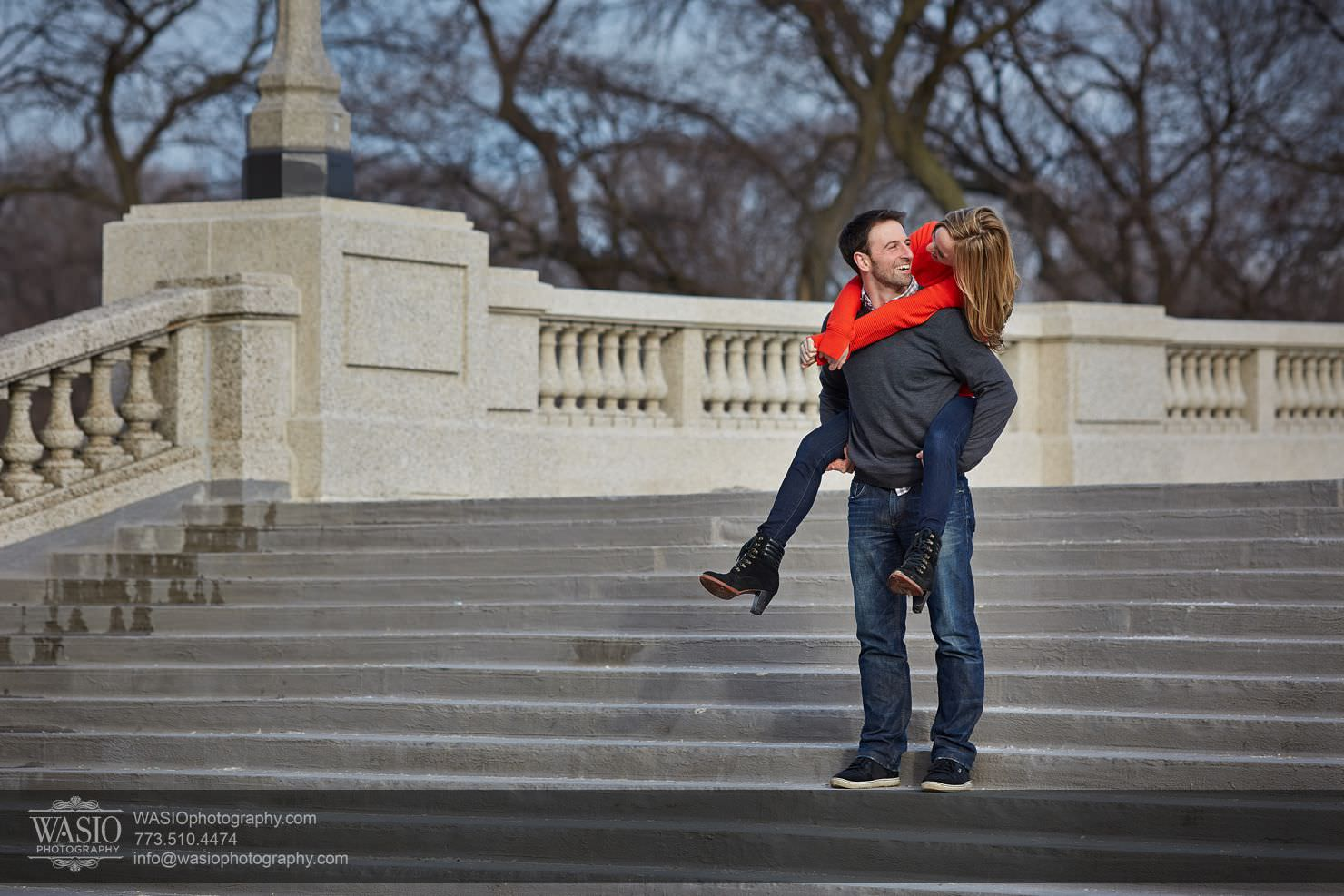 012_Chicago-Winter-Engagement_Courtney-Danny Chicago Winter Engagement - Courtney + Danny