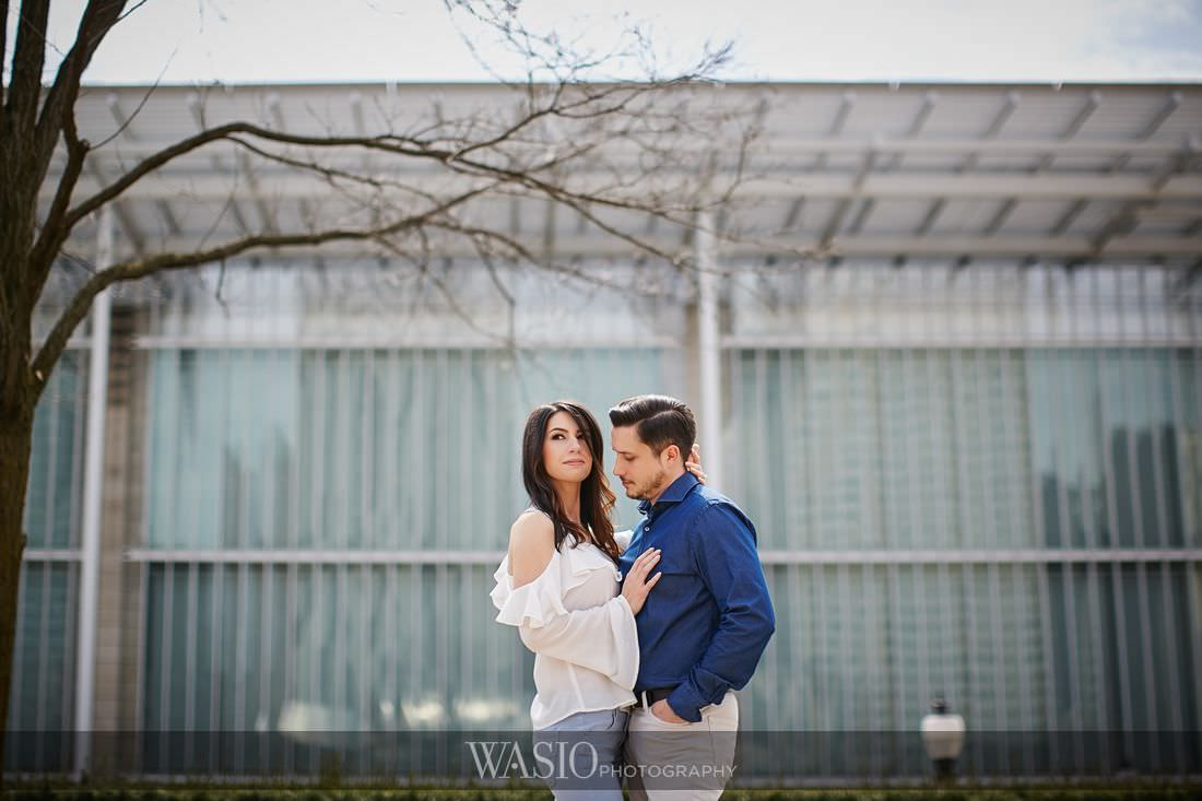014_Chicago-Spring-Engagement-art-institute-downtown__O3A8269 Chicago Spring Engagement Photos - Joanna and Matt