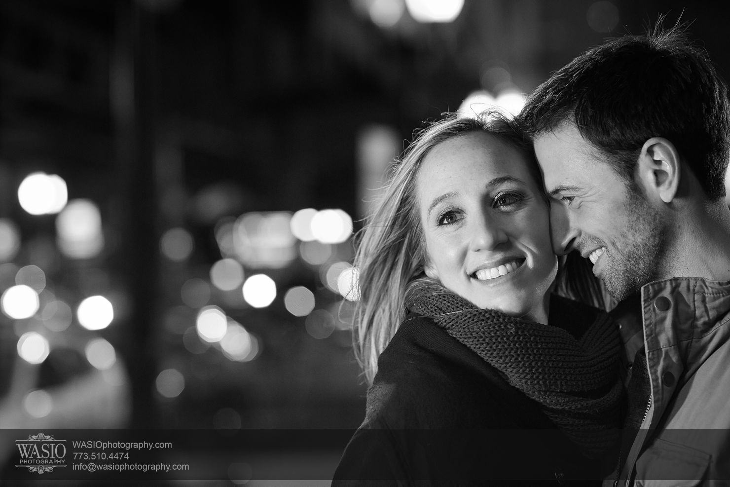 019_Chicago-Winter-Engagement_Courtney-Danny Chicago Winter Engagement - Courtney + Danny