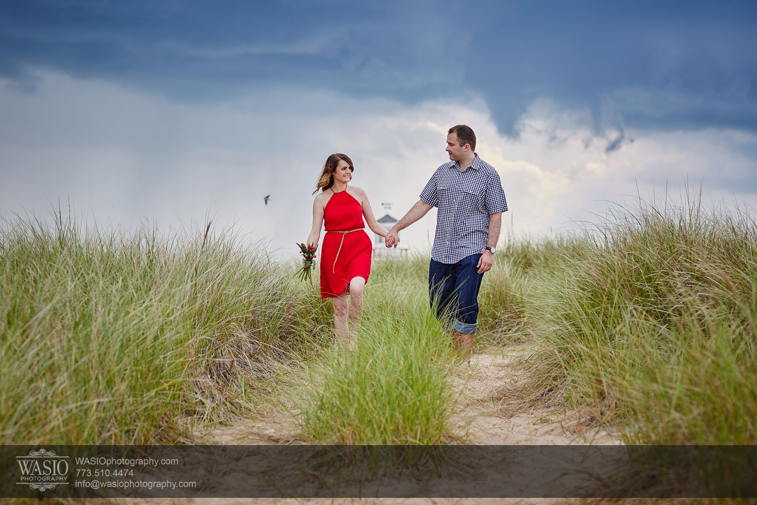01_Michigan-Sunset-Engagement_3P4C9917 Michigan Engagement - Ewa & Marek