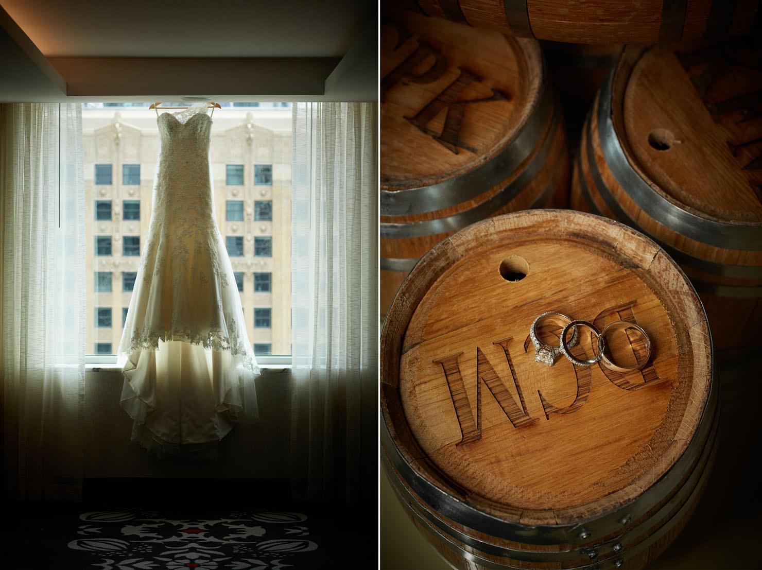 03_Venue-One-Wedding_Chicago_the-wit_0O3A2074 Venue One Wedding - Tracy & John
