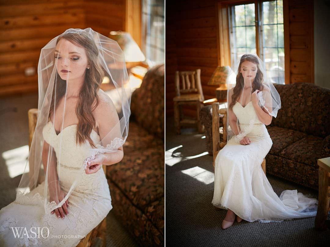 07-chicago-bride-portrait-wedding-red-head-veil-dress Starved Rock Ottawa Utica Wedding - Emily & Nathan