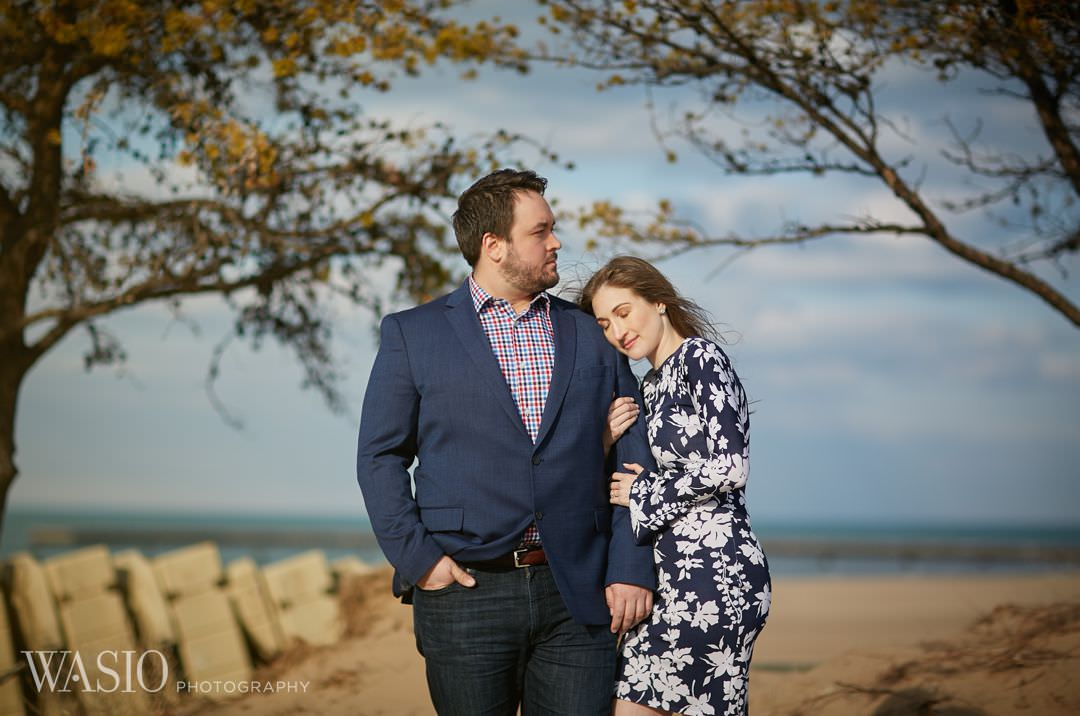 08-Chicago-engagement-best-photographer Spring Engagement session - Stephanie + Zach