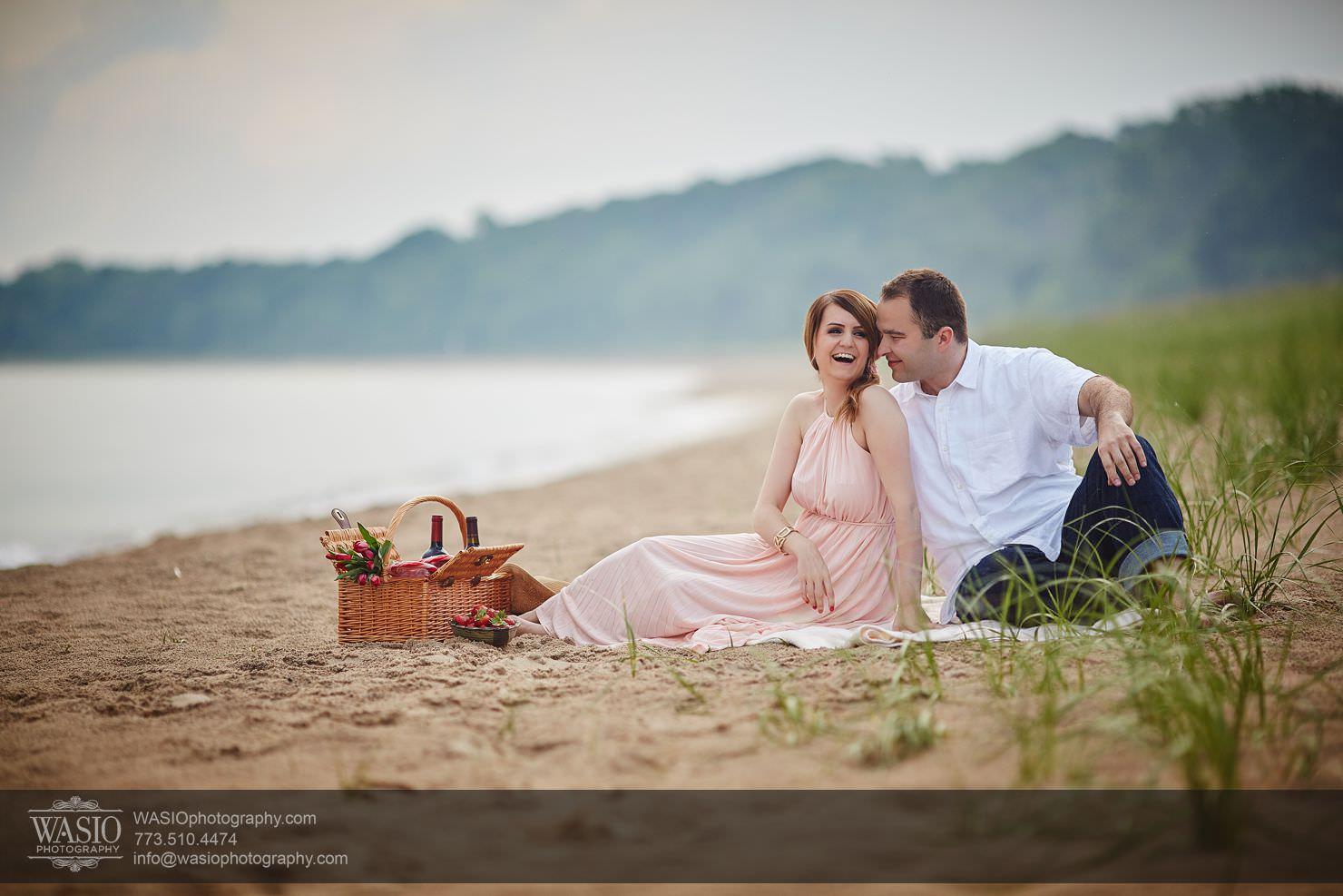 Michigan Engagement – Ewa & Marek