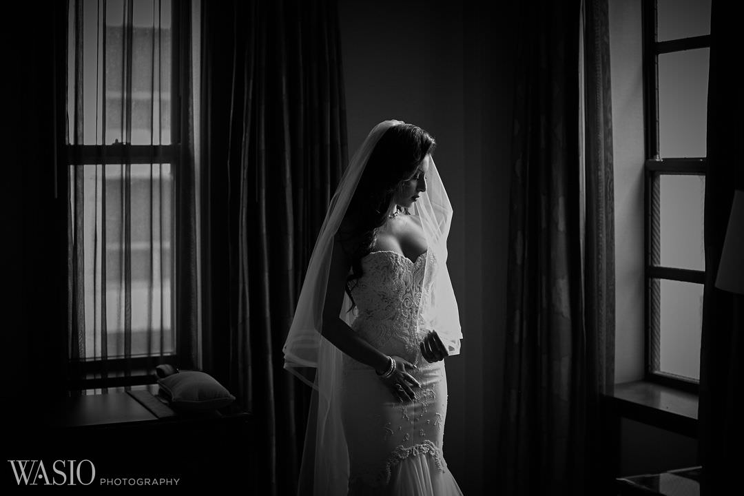 09-the-best-chicago-wedding-photography-bride Knickerbocker Hotel, Chicago Wedding - Magdalynn + Joseph