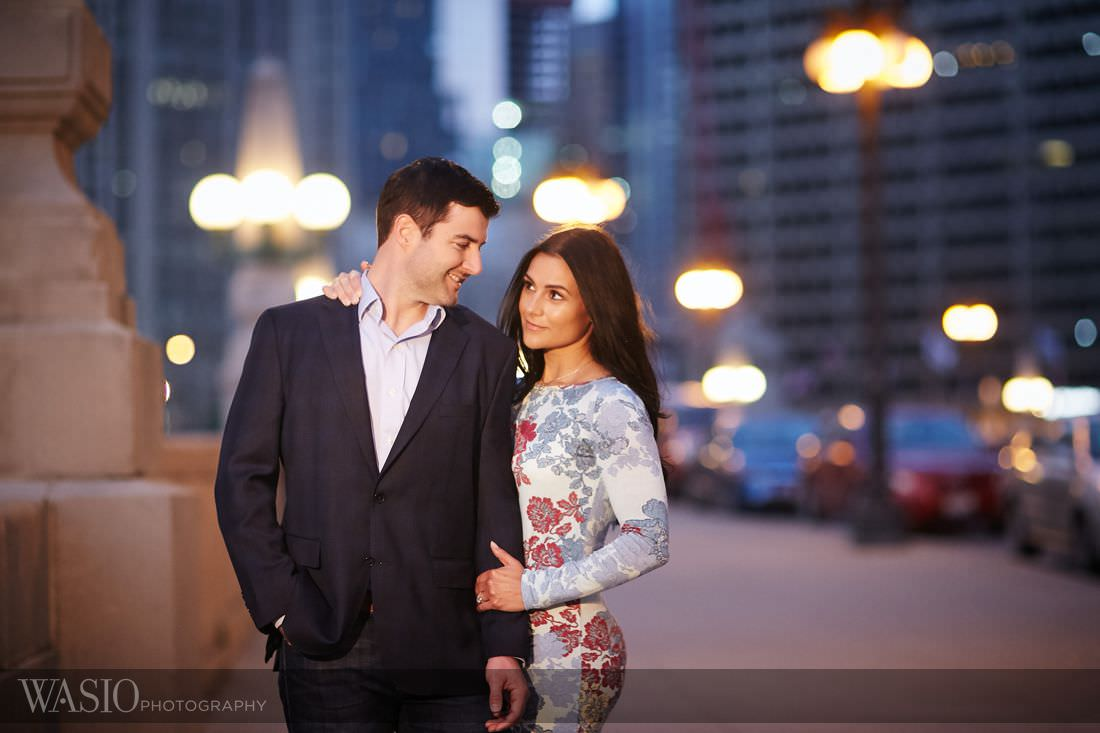 Chicago Summer Engagement – Jacinta and Daniel