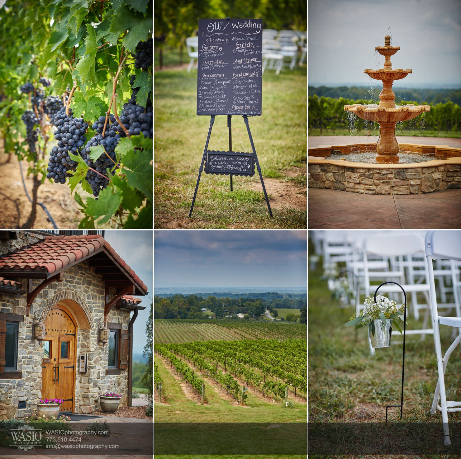 10_Raffaldini-Vineyards-Wedding_Christine-Lawson_CHRISTINE-COLLAGE Raffaldini Vineyards Wedding - Christine & Lawson