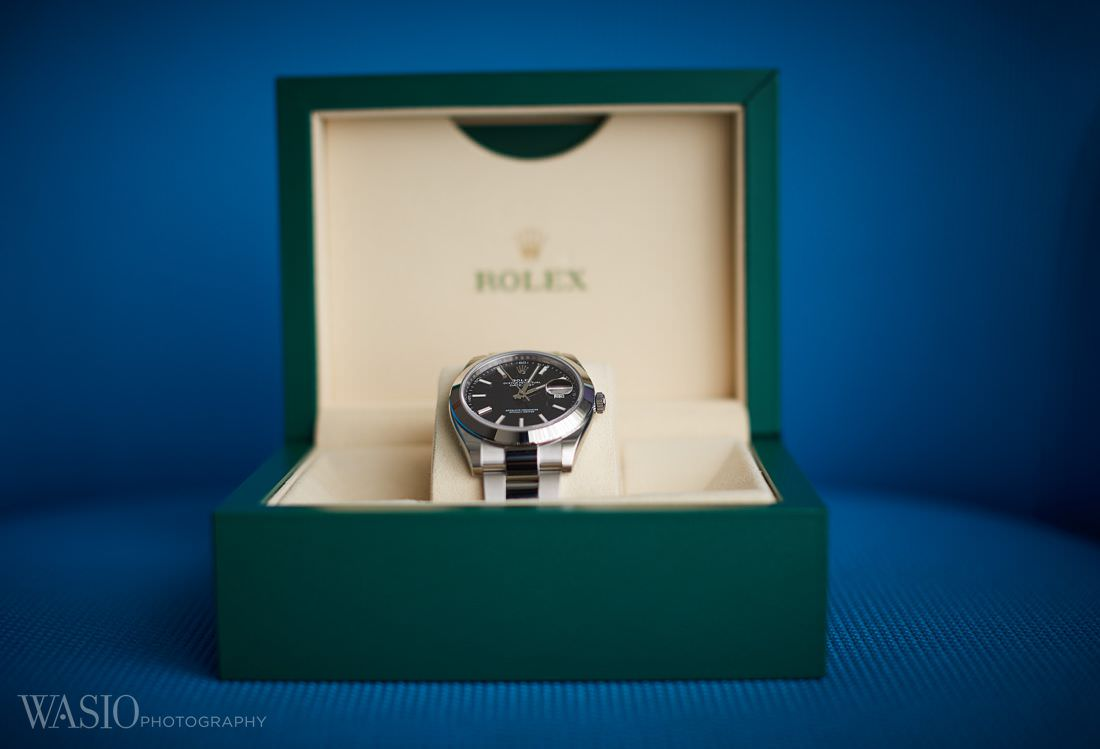 13-rolex-datejust-wedding-gift-jewelry-preparation-groom The Estate by Gene and Georgetti Wedding - Agnes and Ryan