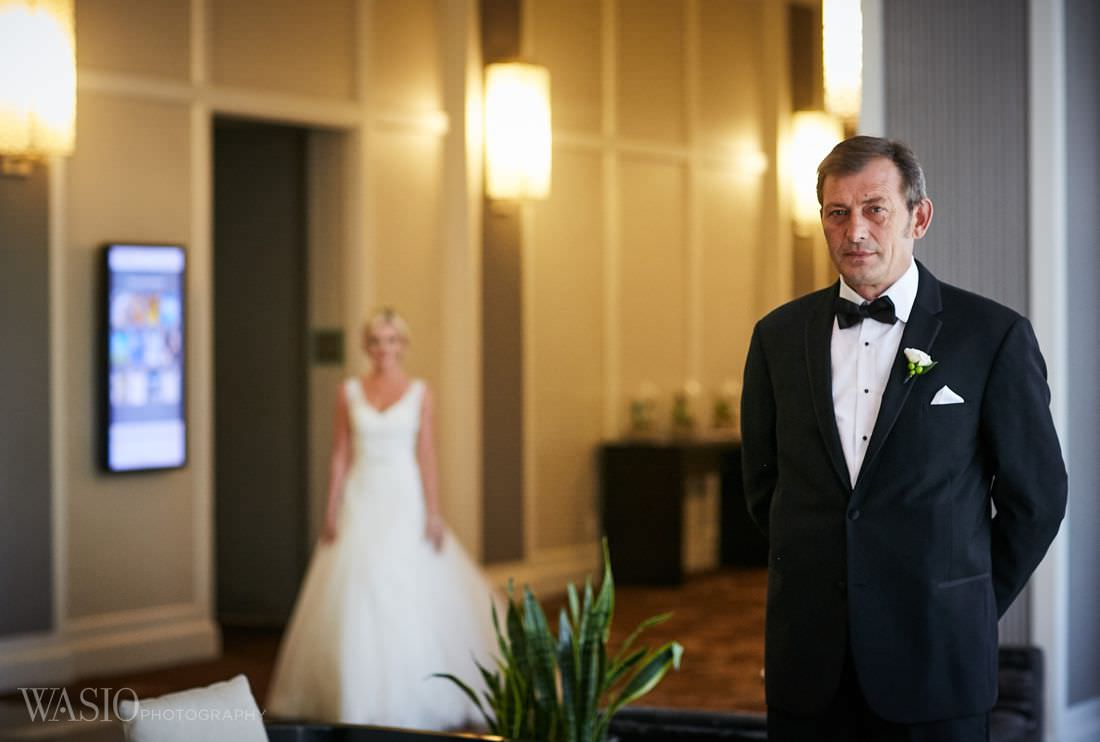 14-father-daughter-first-look-emotional-hotel-rosemont The Estate by Gene and Georgetti Wedding - Agnes and Ryan