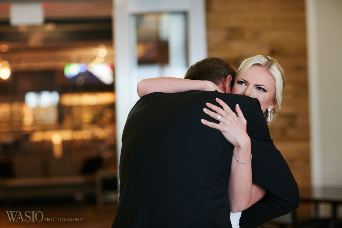 15-candid-wedding-emotions-first-look The Estate by Gene and Georgetti Wedding - Agnes and Ryan