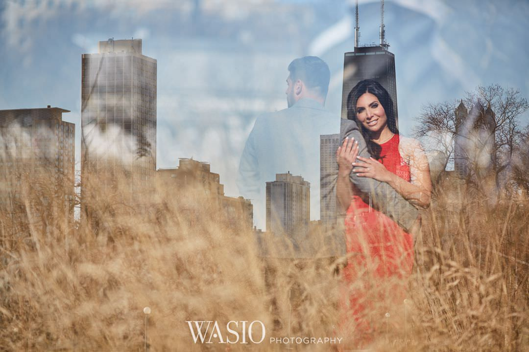 15-chicago-engagement-sunrise-lincoln-park Chicago Sunrise Engagement Session - Sara + Peter