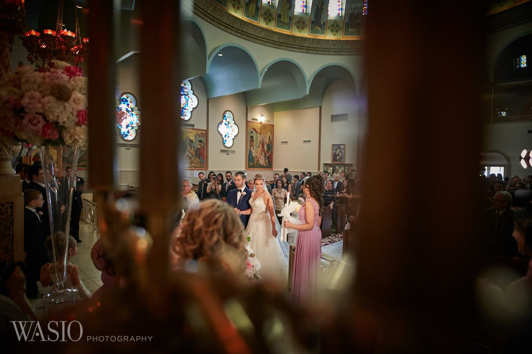 15-greek-wedding-chicago-church-orthodox-i-do Chicago Greek Wedding - Christina and Chronis