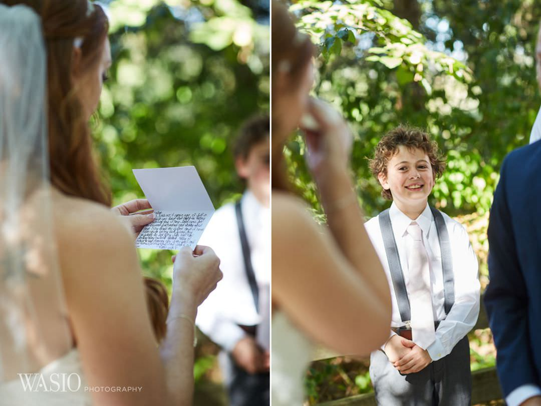 16-chicago-wedding-outdoor-ceremony-ido-day-dress Starved Rock Ottawa Utica Wedding - Emily & Nathan