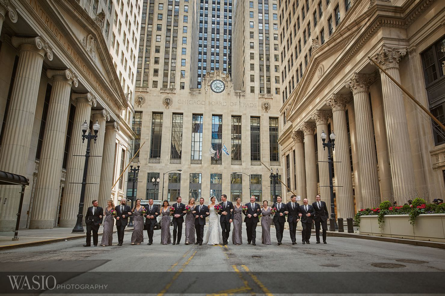 16_Venue-One-Wedding_Chicago_the-wit_0O3A2723 Venue One Wedding - Tracy & John