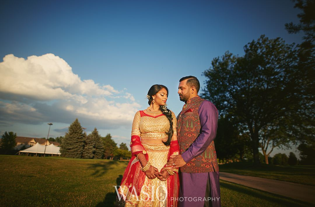 18-Indian-wedding-chicago-golf-course-oak-brook Indian Wedding at Rosemont Convention Center - Arya and Arpit
