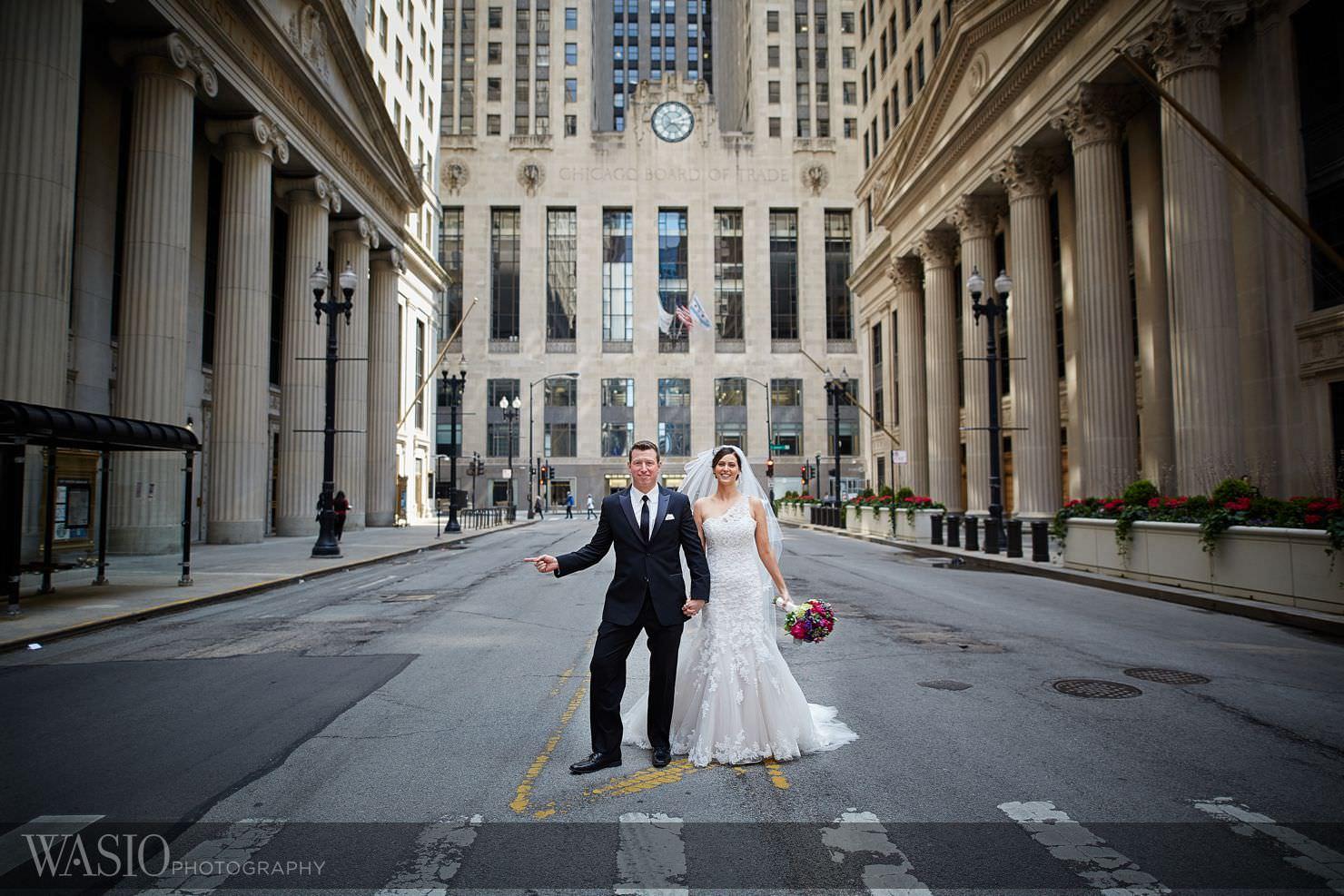 18_Venue-One-Wedding_Chicago_the-wit_0O3A2754 Venue One Wedding - Tracy & John