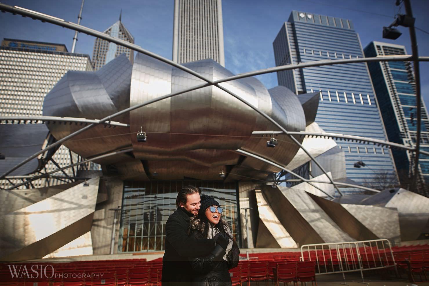 1_Chicago-Winter-Engagement-millennium-park-engagement__O3A9508-copy Chicago Winter Engagement Photos - Ingrid and Peter