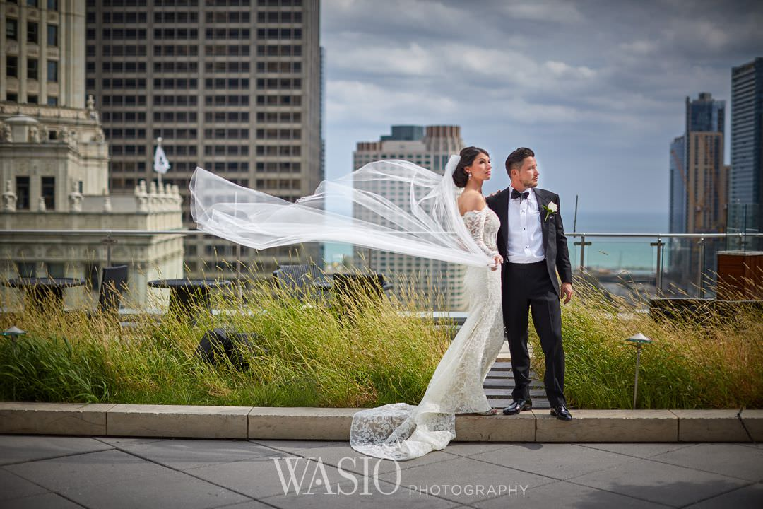 20-chicago-trump-tower-wedding-river-terrace-windy-city Chicago River Roast Wedding - Joanna + Mateusz