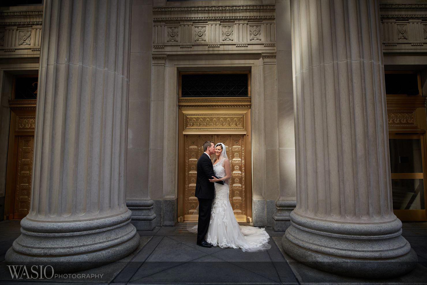 20_Venue-One-Wedding_Chicago_the-wit_0O3A2878 Venue One Wedding - Tracy & John