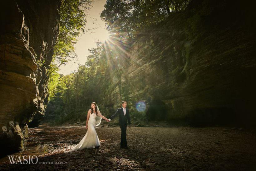 Starved Rock Ottawa Utica Wedding – Emily & Nathan