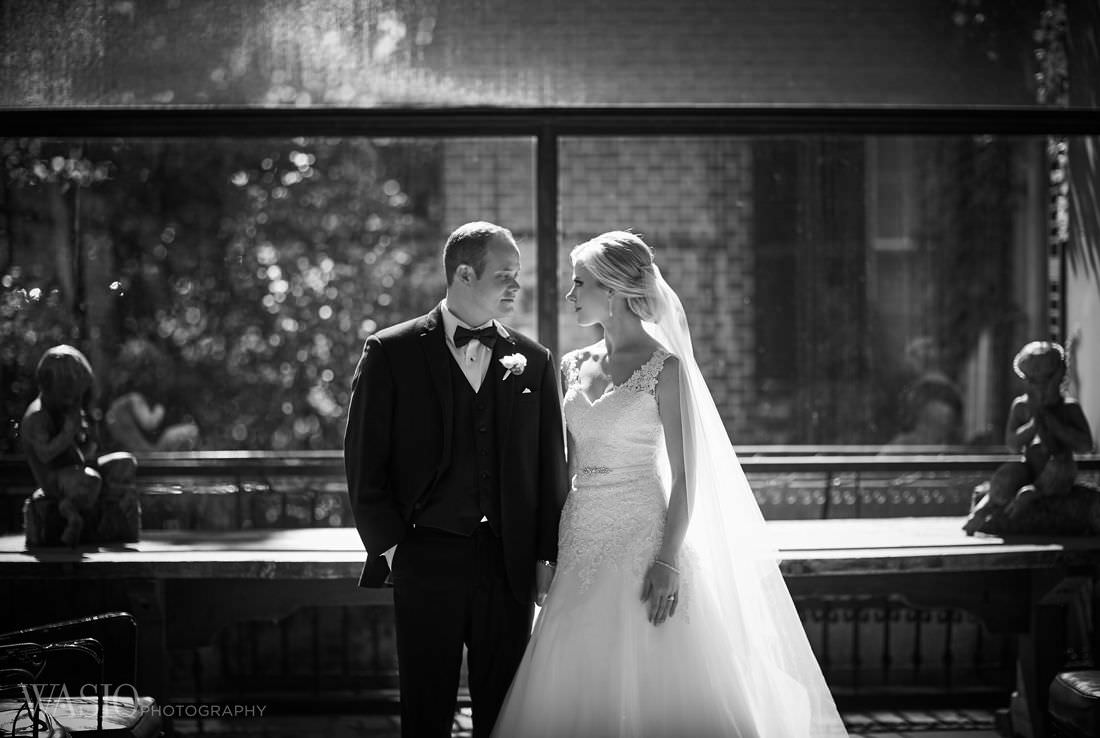 23-cantigny-park-love-sunset-bride-groom-portrait The Estate by Gene and Georgetti Wedding - Agnes and Ryan