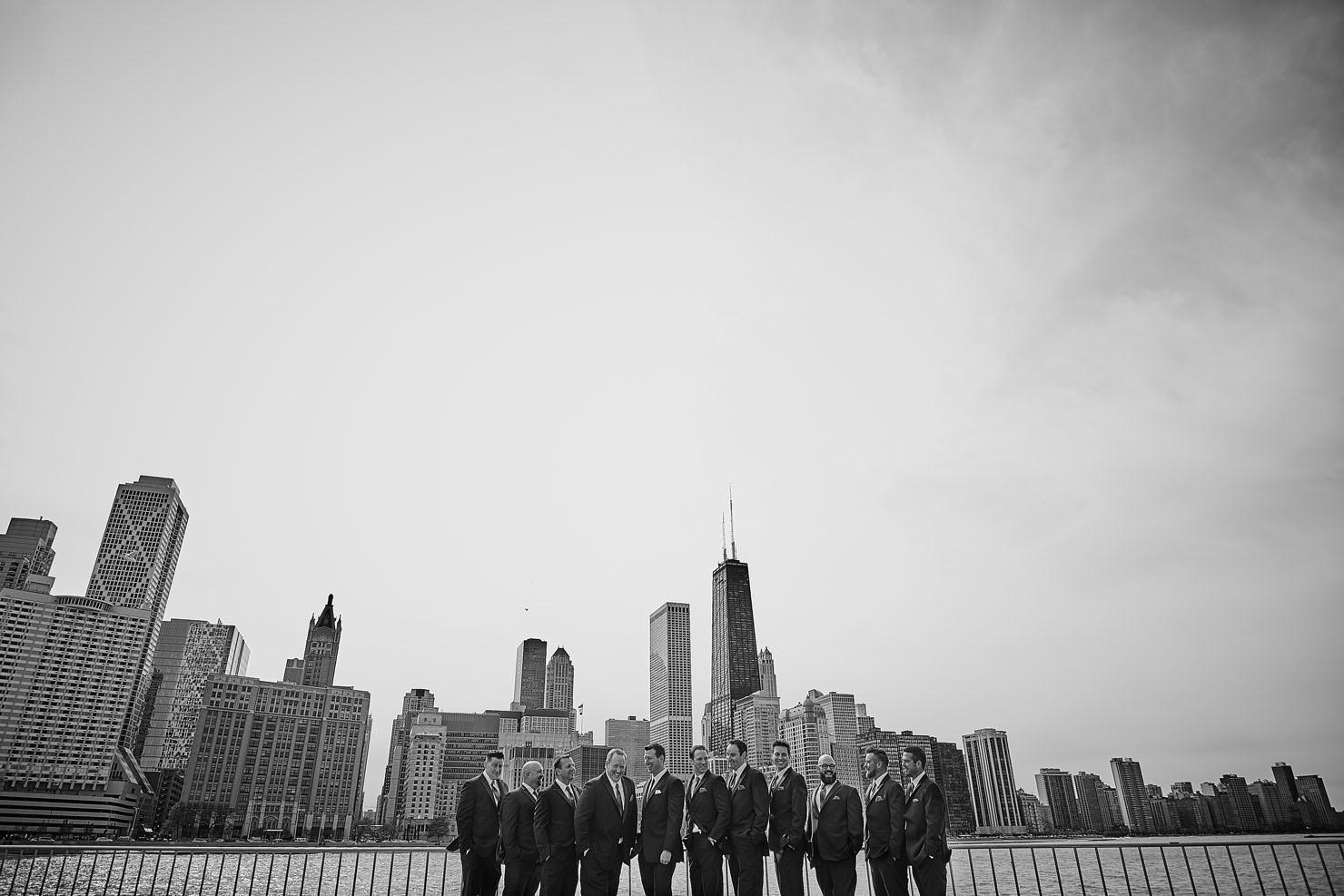 24_Venue-One-Wedding_Chicago_the-wit_0O3A3107 Venue One Wedding - Tracy & John