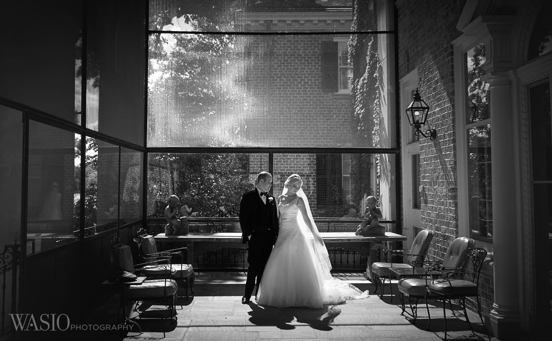 26-bride-portrait-wheaton-cantign-park-summer-sunset The Estate by Gene and Georgetti Wedding - Agnes and Ryan