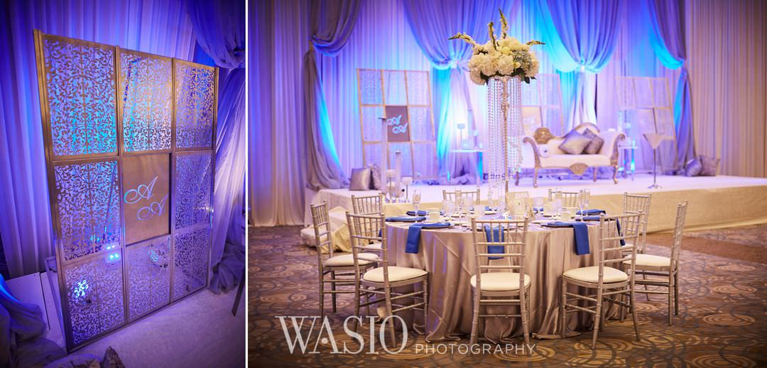 30-Indian-wedding-chicago-rosemont-decor-yanni Indian Wedding at Rosemont Convention Center - Arya and Arpit