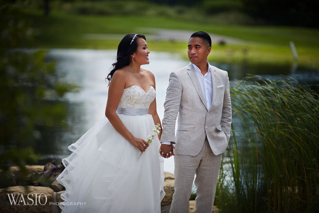 30-bull-valley-golf-club-chicago-wedding-couple-filipino Bull Valley Golf Club Wedding - Linh and Tony