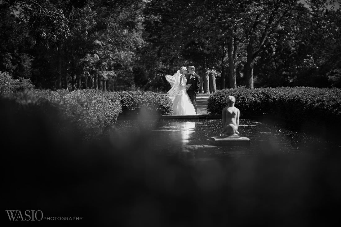 30-classy-bride-portrait-wheaton-cantign-park-summer The Estate by Gene and Georgetti Wedding - Agnes and Ryan