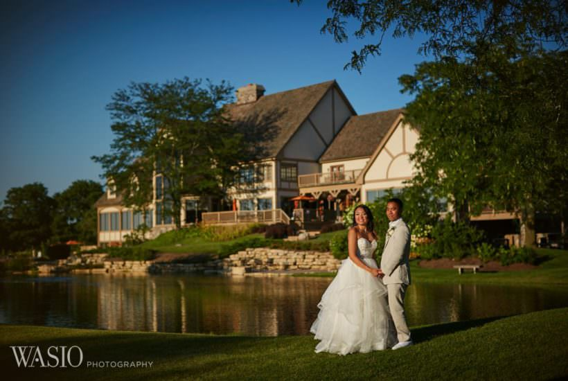 Bull Valley Golf Club Wedding – Linh and Tony