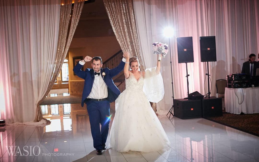 32-greek-wedding-chicago-grand-entrance-cottilion-banquets-reception Chicago Greek Wedding - Christina and Chronis
