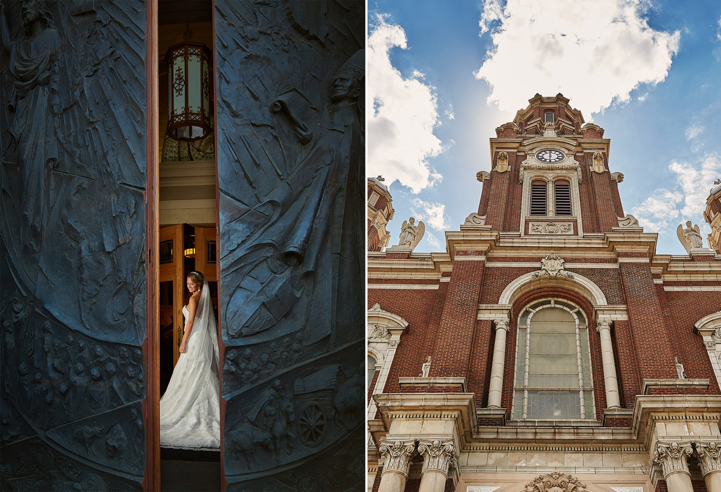 3P4C3738 Chicago Summer Wedding - Angelica & Pawel