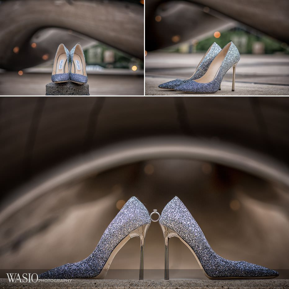 Best-of-wedding-shoes-2016-ombre-Jimmy-Choo-black-silver-heels-chicago-012 Cast your vote for Best of Wedding Shoes 2016