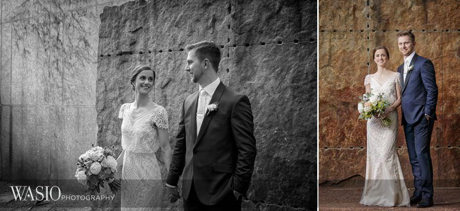 Chicago-Athletic-Association-Wedding-art-institute-garden-portraits-black-white-photography-115 Chicago Athletic Association Wedding - Allison and Clayton