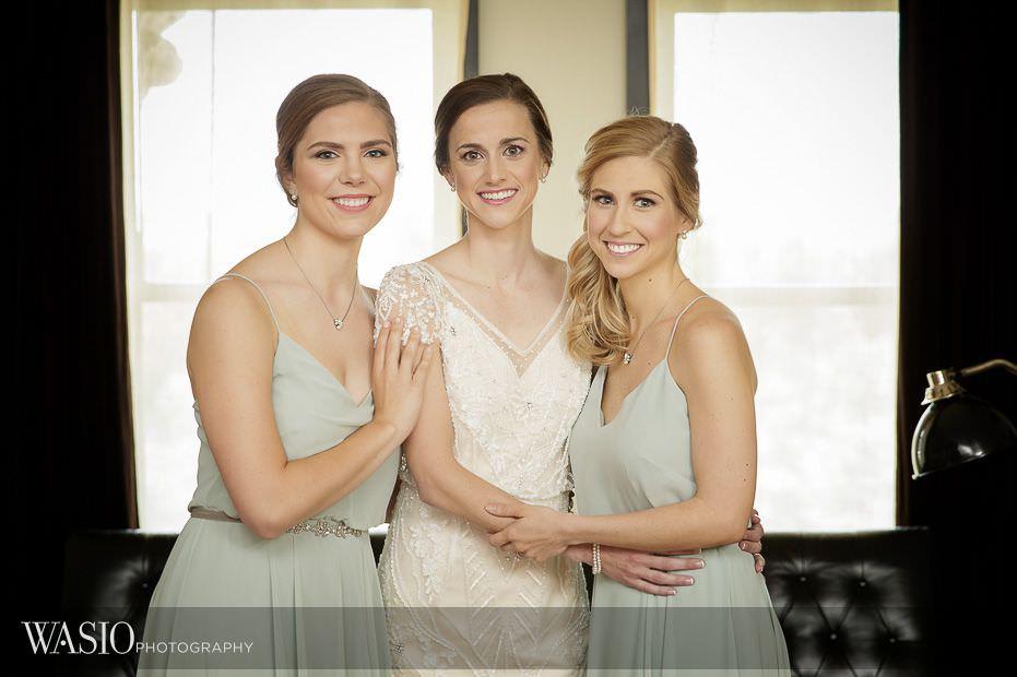Chicago-Athletic-Association-Wedding-bridal-portrait-139 Chicago Athletic Association Wedding - Allison and Clayton