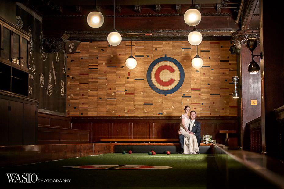 Chicago-Athletic-Association-Wedding-bride-groom-portrait-iconic-room-125 Chicago Athletic Association Wedding - Allison and Clayton
