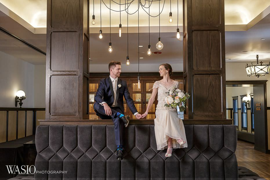 Chicago Athletic Association Wedding – Allison and Clayton