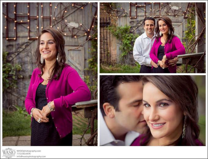 Chicago-Engagement-portraits-romantic-680x518 Salvage One Chicago - Vintage Engagement Session {Stephanie & Dominick}