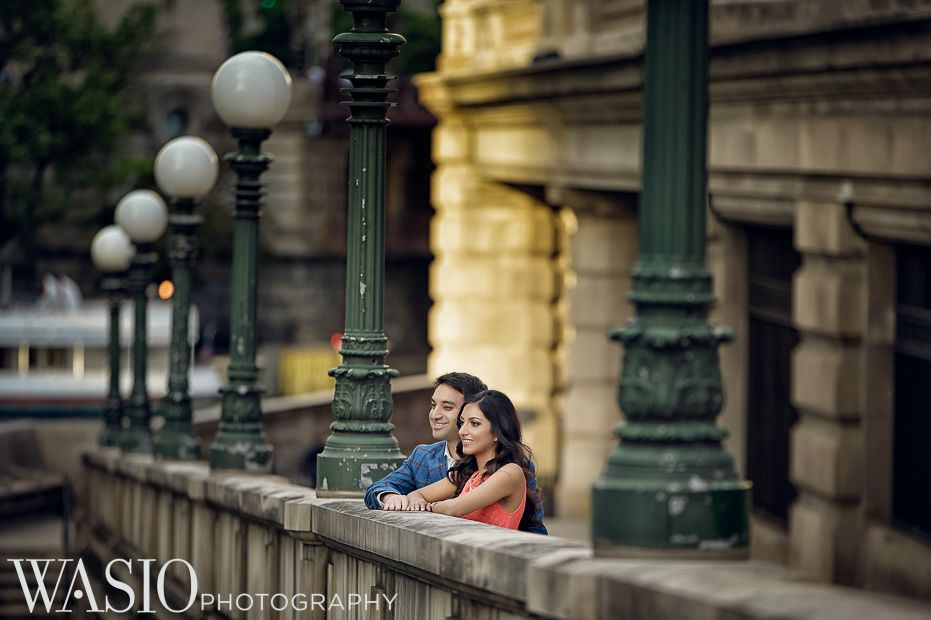 Chicago-Indian-Engagement-session-downton-fun-outdoor-6 Chicago Indian Engagement Session - Reeya & Aman