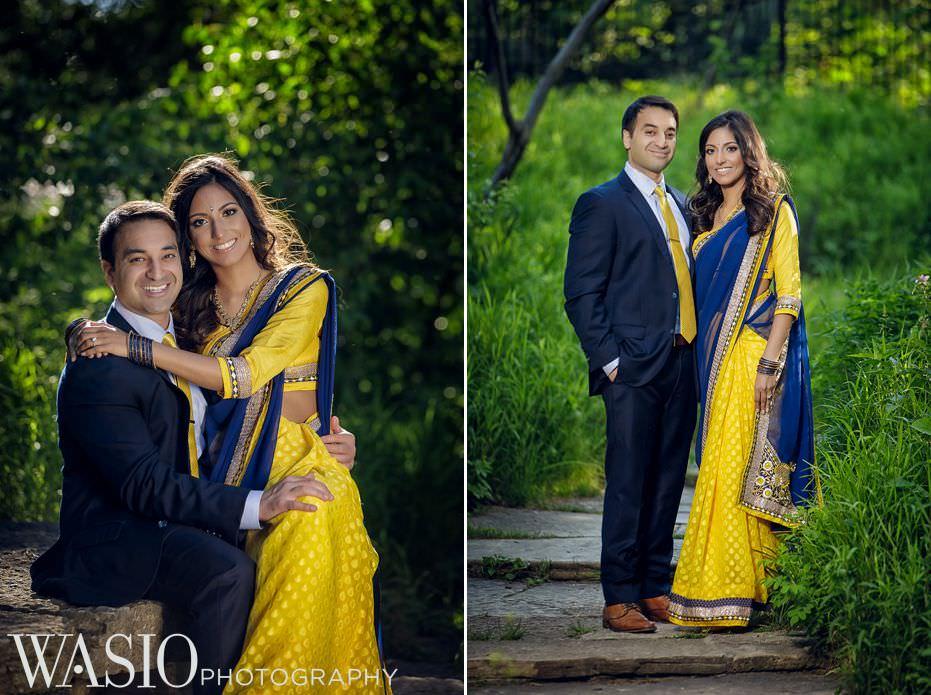 Chicago-Indian-Engagement-session-lincoln-park-zoo-lilly-pond-1 Chicago Indian Engagement Session - Reeya & Aman