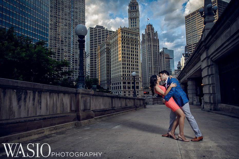 Chicago Indian Engagement Session – Reeya & Aman