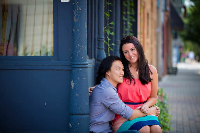Chicago-Indiana-Wedding-Engagement-Photography-014-680x453 La Porte fun Indiana engagement photography session - Natalie + Jae