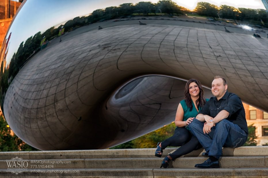 Chicago-Millennium-Park-Engagement-photography_20131226_003-931x620 Chicago Millennium Park Engagement - Andrea + Kirill