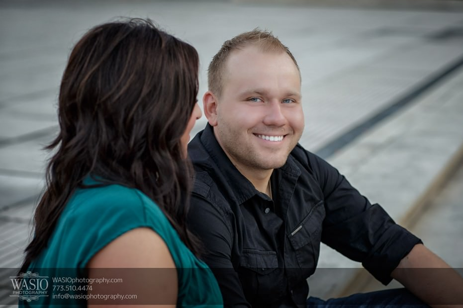 Chicago-Millennium-Park-Engagement-photography_20131226_005-931x620 Chicago Millennium Park Engagement - Andrea + Kirill